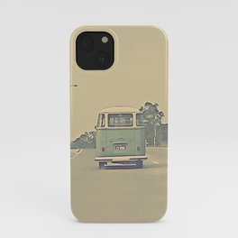 Hit The Road iPhone Case