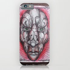 The Face of Man II  iPhone 6s Slim Case