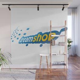 Dream Shop Wall Mural
