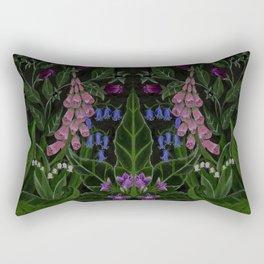 The Poison Garden - Mandragora Rectangular Pillow