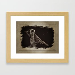 Flamenco Vivo Framed Art Print