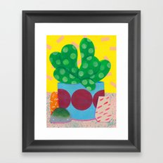 Imaginary Still Life 2 Framed Art Print
