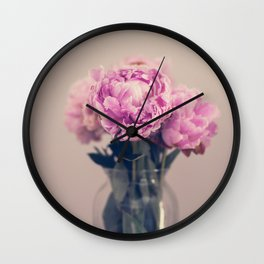 Poenies Wall Clock