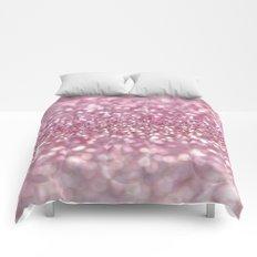 New Blush Comforters
