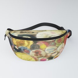 Badge collection Fanny Pack