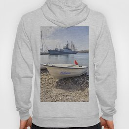 When I Grow Up I Want To Be A Warship Hoody