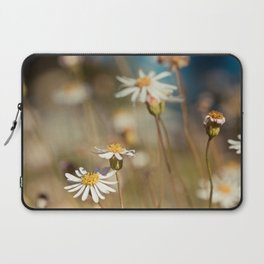 Field of Daisies - Floral Photography #Society6 Laptop Sleeve