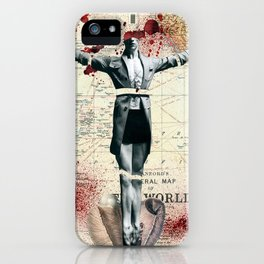 Irreal iPhone Case