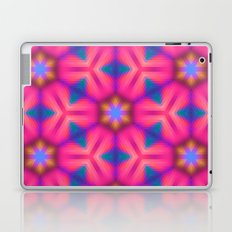 Kaleidoscope Floral Laptop & iPad Skin