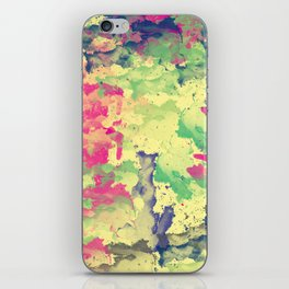 Abstract Painting II iPhone Skin