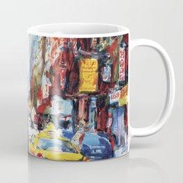 Mott Street, New York City Coffee Mug