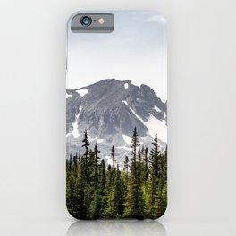 indian peaks wilderness iPhone Case