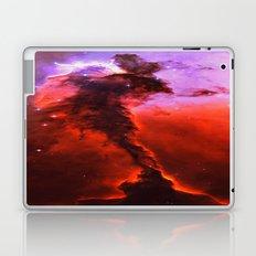 Red Nebula Laptop & iPad Skin