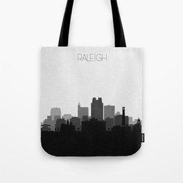 City Skylines: Raleigh Tote Bag