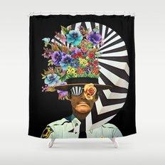 Zimbardo Shower Curtain