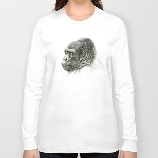 Gorilla G038 Long Sleeve T-shirt