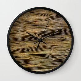 Desert Soul Wall Clock