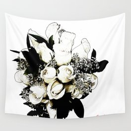 ramo de novia ( Bridal Bouquet ) Wall Tapestry