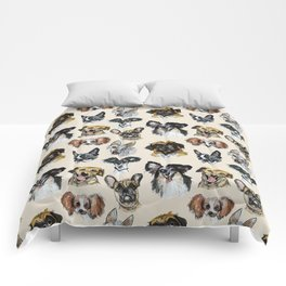 Just some dogs Comforters
