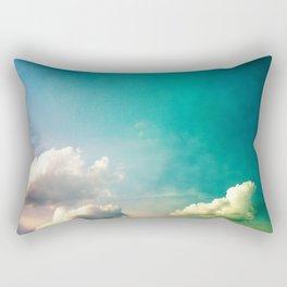 Clouds Rectangular Pillow