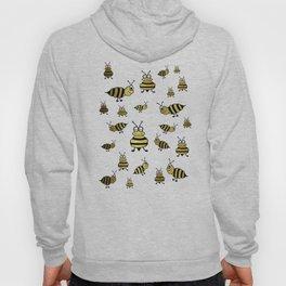 Golden Bees Hoody
