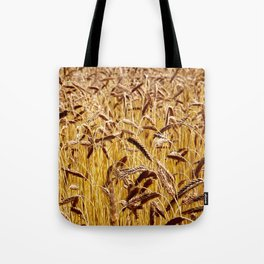 High grain image Tote Bag