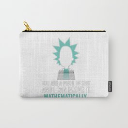 Rick and Mortyy Carry-All Pouch