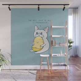 FrenchChip Wall Mural