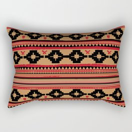 """The Repeat - """"Boho"""" Rectangular Pillow"""