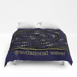 Gravitational Waves Comforters