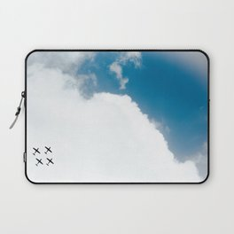 Aerial Show Laptop Sleeve