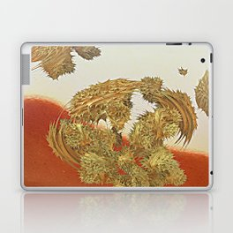 Spikey the hybrid cactus Laptop & iPad Skin