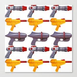 Radical Rayguns Canvas Print