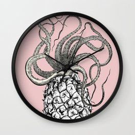 Anoctopus Wall Clock