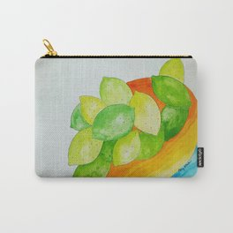 Lime Bowl Carry-All Pouch