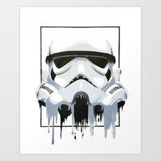 General Stormscout 3 Art Print