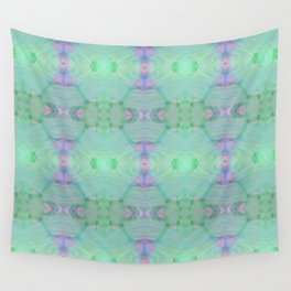 Microbio Gerbera Wall Tapestry