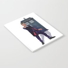 12th Doctor Notebook