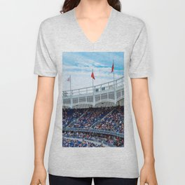 New York city Yankee Stadium Unisex V-Neck