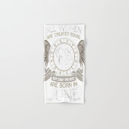 All-women-are-Created-Equal-but-Only-the-Best-are-Born-in-June-T-shirt Hand & Bath Towel