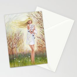 Field of Peace Stationery Cards