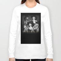 fifth harmony Long Sleeve T-shirts featuring Fifth Harmony - Reflection by xamjx3