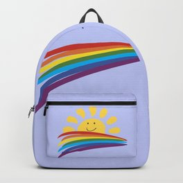 Happy sun Backpack