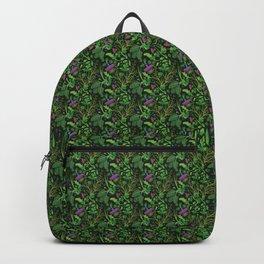 Vegetable Jungle Backpack