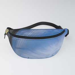blue view Fanny Pack