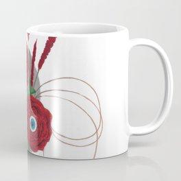 Lovely Looking Roses - Halloween Coffee Mug