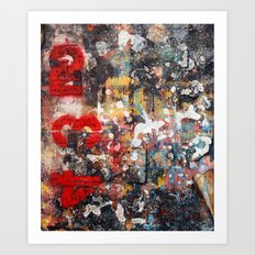 234 Art Print