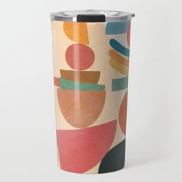 Modern Abstract Art 73 Travel Mug