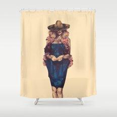 Bellclass Shower Curtain