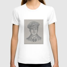 Sgt. James Barnes T-shirt